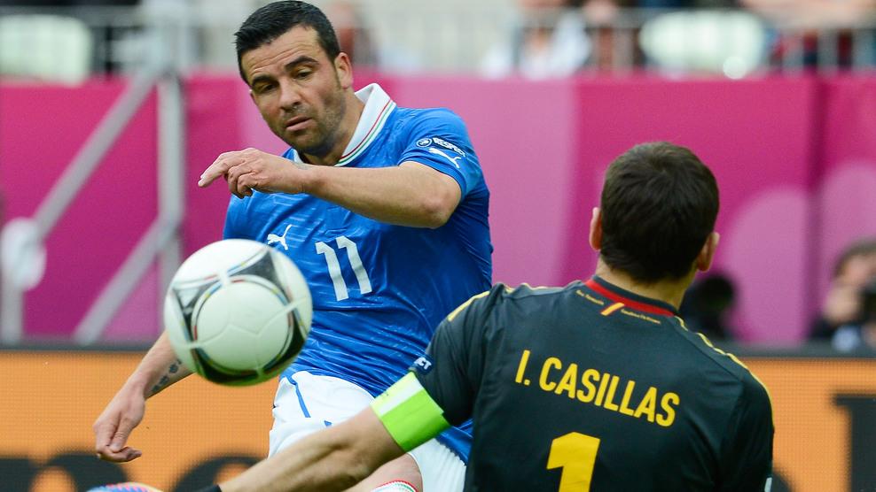 Resultado de espanha e italia